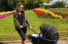 Vogue Williams shared the first photo of her son Theodore last night ...it's The Dredge