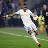 Dimitri Payet fired home this stunning volley last night as Marseille jumped to second in Ligue 1