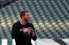 Eagles quarterback Carson Wentz cleared to make long-awaited comeback