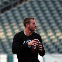 Eagles quarterback Carson Wentz cleared to make long-awaited comeback
