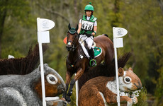 Team Ireland win eventing silver medal at World Equestrian Games