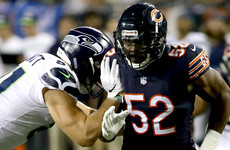 Khalil Mack and the Bears shut down the Seahawks