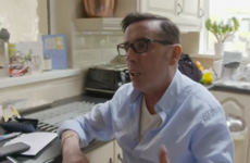 Christy Dignam spoke about cancer, drug addiction and ending his feud with Bono on Living With Lucy this week