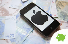 Apple pays over the €14.3bn due to Ireland - but the minister again denies that it's owed