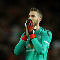 De Gea hints at new Man United contract after feeling the love at Old Trafford