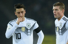 Ozil agent fires back at 'naive or calculated' Germany stars