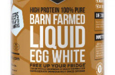 Batch of 'barn farmed liquid egg white' recalled following discovery of salmonella