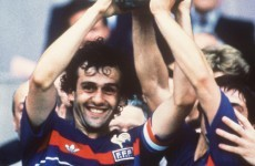 47 days to Euro 2012: Michel Platini's nine-goal binge