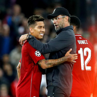 Firmino comes off the bench to strike in stoppage time as Reds edge seesaw thriller