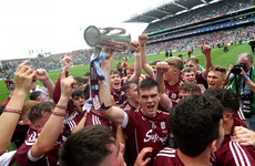 5 of Galway's All-Ireland winners in Minor Hurling Team of the Year