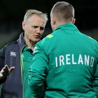 IRFU decline proposal for behind-the-scenes series on Schmidt's Ireland