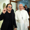 Bono saw 'pain' on pope's face over abuse scandals