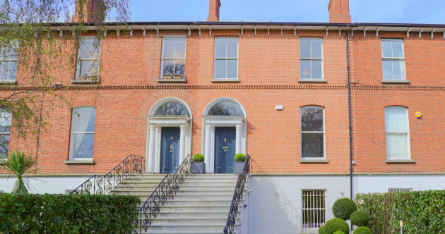 Live the Dublin dream in this grand Ranelagh residence – yours for €3.5m