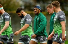 'I think he'd be first to admit that he was a bit rusty': Friend expecting big impact from Bundee Aki