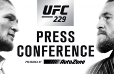 LIVE: UFC 229 press conference with Nurmagomedov and McGregor