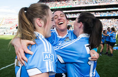 A tale of two All-Ireland finals: From a fan in the stands to the thick of the action in 12 months
