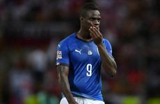 Mario Balotelli backed by team-mate amid overweight claims
