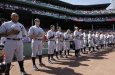 Party-pooping Yankees spoil Red Sox anniversary