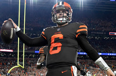 Browns end 635-day drought with first win since 2016 after downing Jets