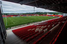 Ireland U20s to play Six Nations games at Cork's Musgrave Park