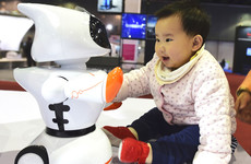 Robot babysitters and poop-predicting nappies: Here's the future of being a good parent