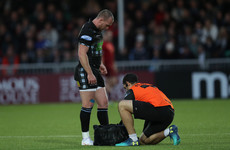 Major blow for Glasgow and Scotland as Hogg ruled out for 12 weeks