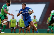 James Lowe returns on Leinster's left wing as Leavy included on the bench