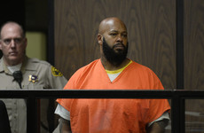 Rap mogul Suge Knight to serve 28 years over killing that followed 'Straight Outta Compton' row