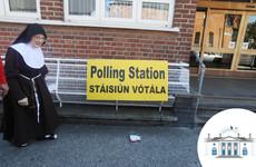 Public to vote in blasphemy referendum on Presidential polling day