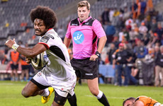 Late Speight try earns dramatic draw on top of bonus point for Ulster against Cheetahs