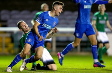 Bray Wanderers effectively relegated following Limerick loss