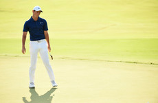 Tiger Woods maintains share of the lead at Tour Championship, Rory McIlroy third