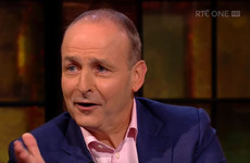 Micheál Martin said Leo Varadkar is 'obsessed with media presentation'