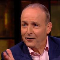 Micheál Martin said Leo Varadkar is 'obsessed with media presentation'