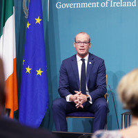 Simon Coveney on the DUP: 'We can't let any one party in Northern Ireland to veto proposals'