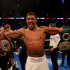 Anthony Joshua finds emphatic answer to Povetkin challenge to retain IBF, WBA and WBO heavyweight titles