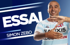 Zebo continues dream start in Paris with a brace of tries against Castres