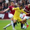 Declan Rice impresses again as Chelsea lose 100% record