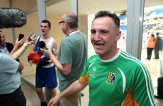 'We weren't sure were we going to get anybody qualified' — says boxing coach Walsh
