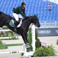Disappointment for Ireland's Cian O'Connor at World Equestrian Games