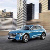 Take a look at the new Audi e-tron Quattro SUV