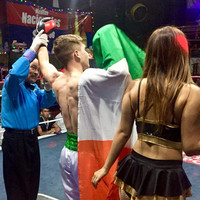 Ireland's youngest professional fighter earns knockout win on debut in Mexico