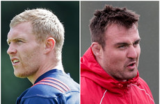 Earls and Scannell return to Munster training ahead of Ulster's visit