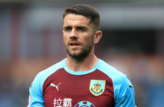 Robbie Brady makes long-awaited Burnley comeback after nine months out