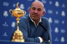 Europe don't fear anyone as they bid to regain Ryder Cup, says captain Bjorn