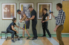Learning to walk again - experimental electrical therapy helping paralysed people take steps once more
