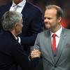 Woodward backs Mourinho as Man United's revenue hits record high