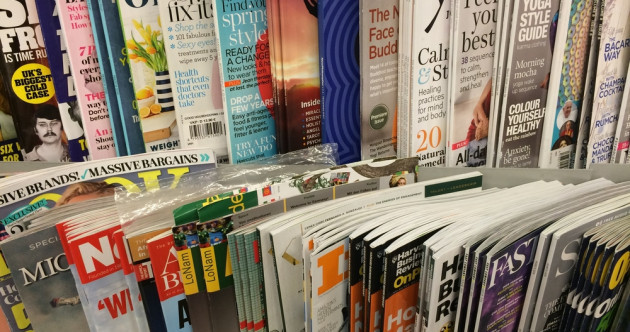 Publishers want VAT axed on magazines so Irish titles can compete with UK rivals