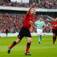 Watch: Denis Irwin scores first soccer goal at Páirc Uí Chaoimh with trademark penalty