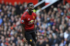 Pogba won't captain Man United again under Mourinho - reports